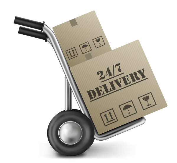delivery driver clip art - photo #25