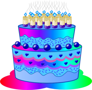 Birthday Cake D Image