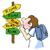 Mr Donn Greece Clipart Image