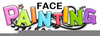 Free Clipart Kids Face Painting Image