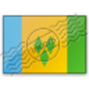 Flag Saint Vincent And The Grenadines 2 Image