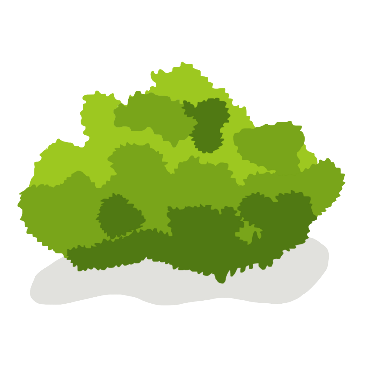 Bush Free Images At Vector Clip Art Online Royalty Free