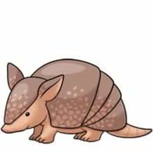 cute armadillo clipart | free images at clker - vector clip art