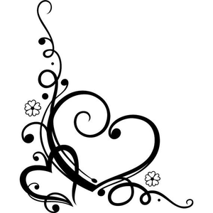 free wedding scrolls clipart free images at clker com vector rh clker com wedding scroll clipart wedding scroll flourishes clipart
