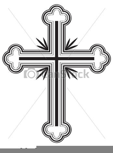 Jesus On The Cross Clipart Free Image