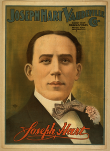 Joseph Hart Vaudeville Co. Direct From Weber & Fields Music Hall, New York City. Image