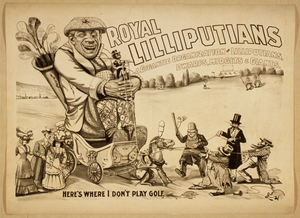 Royal Lilliputians A Gigantic Organization Of Lilliputians, Dwarfs, Midgets & Giants. Image
