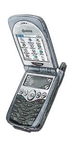 Cell Phone Illustration Image
