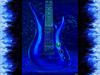 Blue Guitar Awe View Image
