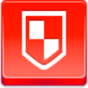 Free Red Button Icons Antivirus Image