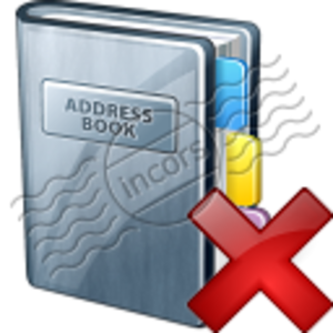 Address Book Delete 7 Image