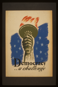 Democracy .. A Challenge Image