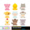 Animal Clipart Farm Free Image