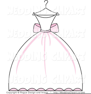 Clipart Gowns Image