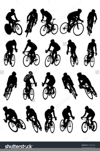 Road Bike Clipart Free Images At Clker Com Vector Clip Art