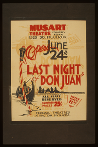 Last Night Of Don Juan  Image