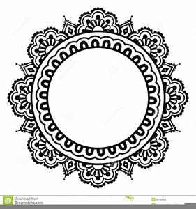 Henna Clipart Free Images At Clker Com Vector Clip Art Online