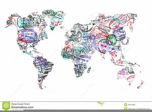 World map design vector clipart free images at clker vector world map design vector clipart image gumiabroncs Images