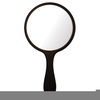 Hand Held Mirror Clipart | Free Images at Clker.com ...