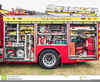 Free Clipart Of Fire Engine Image