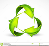 Clipart Of A Recycling Symbol Image