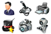 Business Icons Image