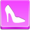 Free Pink Button Shoe Image