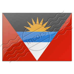 Flag Antigua And Barbuda 8 Image
