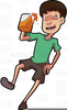 Clipart Drunk Person Image