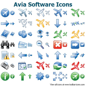 Avia Software Icons Image