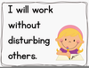 Classroom Rules Cliparts Image