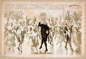 The Real Widow Brown Image