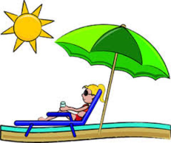 free beach vacation clipart - photo #30