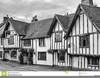 Houses Clipart Black And White Image