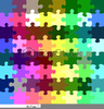 Free Clipart Jigsaw Puzzle Pieces Image