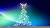 Free Glitter Angel Clipart Image