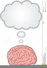Thought Bubbles Clipart Image