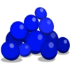 Blueberries Icon Image