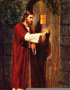 Free pictures of jesus knocking at the door Jesus m: Jesus Christ is the ONLY Way to God