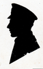 Confederate Soldier Face Clipart Image