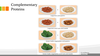 Foods With Proteins Image