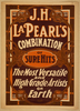 J.h. La Pearl S Combination Of Sure Hits The Most Versatile And High Grade Artists On Earth. Image