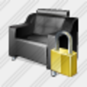Icon Armchair Locked Image