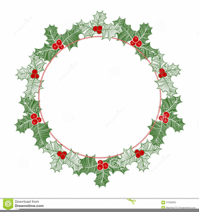 Christmas Clipart Holly.Border Christmas Clipart Holly Free Images At Clker Com
