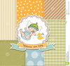 New Baby Boy Clipart Image