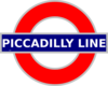 Piccadilly Line Clip Art