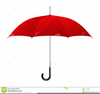 Girl With Umbrella Clipart Image