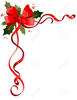 Christmas Holiday Clipart Borders Image