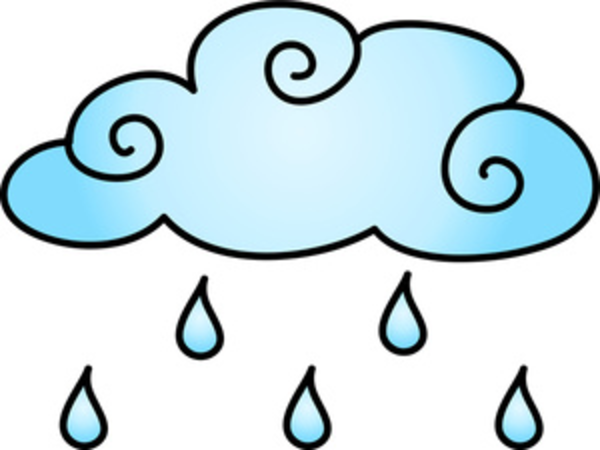 rain cloud smu free images at clker com vector clip Windy Autumn Clip Art Fall Weather Clip Art