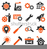 Electric Tools Clipart Image